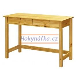 Odkládací stůl Torino masiv lak borovice