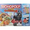 Hra Monopoly junior elektronické bankovnictví