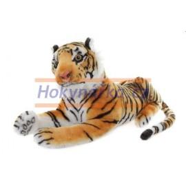 Plyšový Tygr hnědý 55cm