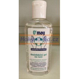 Dezinfekční gel CHOPA O'MAY 100ml