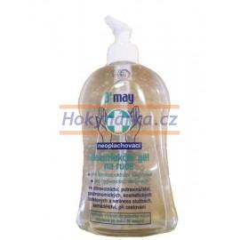 Dezinfekční gel na ruce O'MAY 500ml