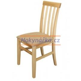 Jídelní židle Tramonto masiv buk lak