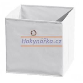 WINNY textilní box bílý