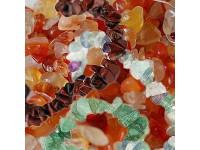 Minerály zlomky