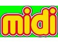 kompletní sady MIDI