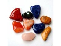 Kameny tromlované