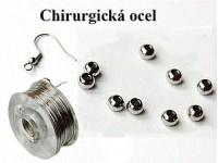 Chirurgická ocel pro šperky