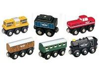 Mašinky a vagónky