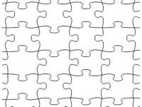 Puzzle stavebnice