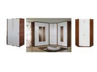 Šatní skříně lamino