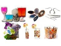Handmade výrobky a materiál